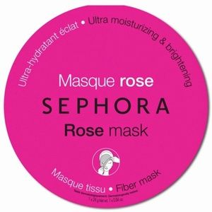 5 Sephora Rose Face Masque